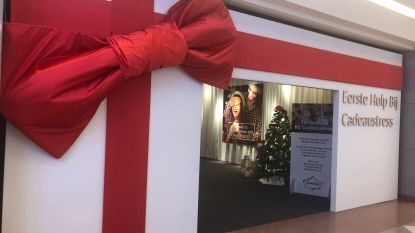 1 op 5 ervaart stress bij kerstshoppen: Wijnegem Shopping Center biedt soelaas met cadeau adviseur