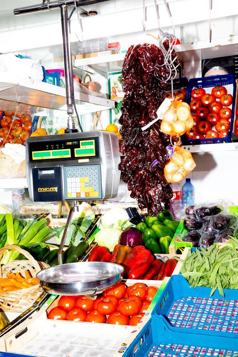 Mercado de la Esperanza. Beeld null