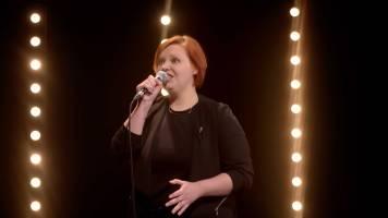 The Comeback Stage: Liesbet met 'This Is Me'