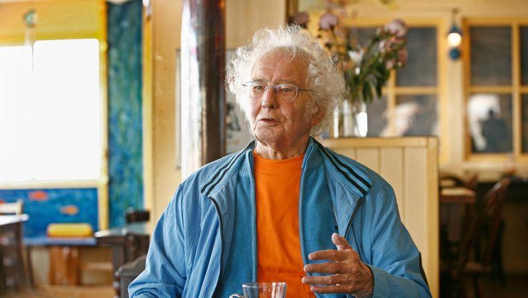 Jan Wolkers. Beeld anp