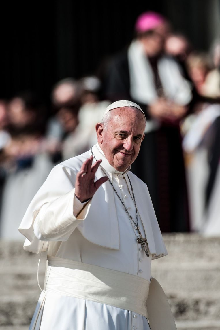 Paus Franciscus Beeld photo_news