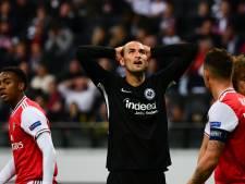 Dost met Frankfurt hard onderuit, eigen goal Vilhena bij afgang Krasnodar