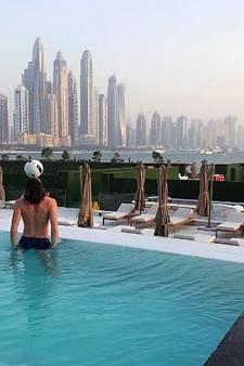 Bruns is Heracles dankbaar, Drommel geniet in Dubai