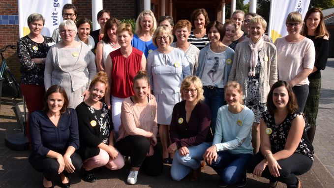 Wit-Gele Kruis Turnhout viert vijftigste verjaardag