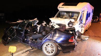 Twee zware ongevallen op oudejaarsavond door regenweer