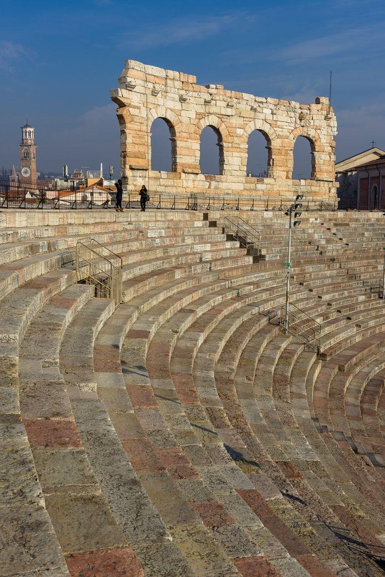 De arena in Verona. Beeld colourbox