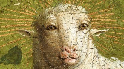 Het échte Lam Gods heeft 'mensenogen'