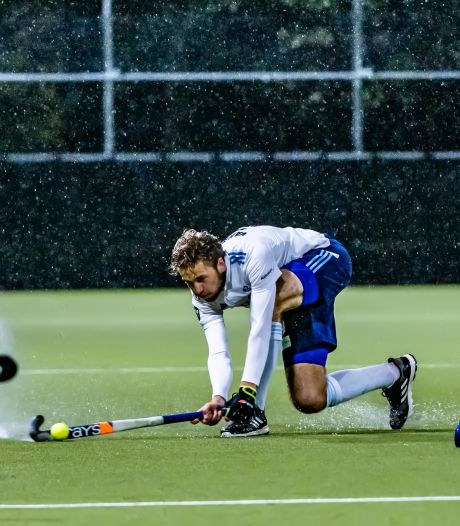 Goal in slotminuut bezorgt HC Tilburg eindelijk het eerste punt