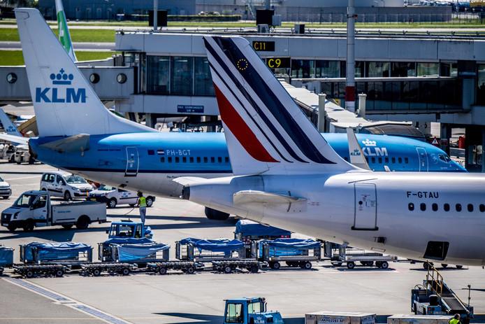 AccorHotels is geïnteresseerd in het kopen van een minderheidsbelang in luchtvaartmaatschappij Air France-KLM.
