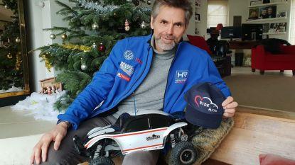 Mooi verhaal: Stephane Henrard trekt met navigator die kanker overwon naar Dakar-rally