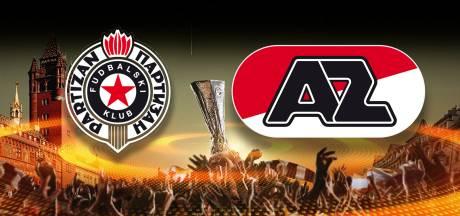 Partizan Belgrado - AZ