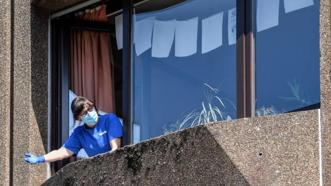 Coronabesmettingen in OCMW-rusthuizen: bezoekregeling wordt overal verstrengd