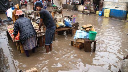 Regen op Madagaskar eist zeker 21 levens