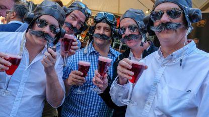 Toosten op 20ste editie Belgian Beer Weekend
