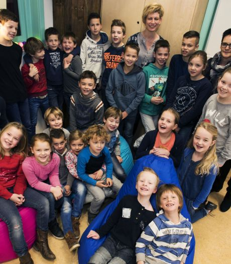 Basisschool De Start in De Moer viert 100-jarig bestaan