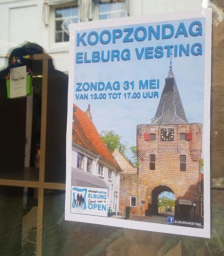 Winkels in Elburg trotseren regels met illegale koopzondag op eerste pinksterdag