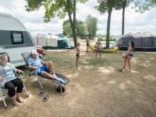 Hotel met 180 kamers bij camping De Kurenpolder in Hank