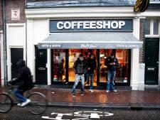 CU wil dat coffeeshops overal toeristen weren