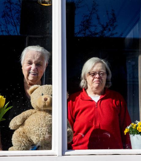 Coronacrisis binnen gehandicaptenzorg: 'Ze begrijpen niet waarom er geen bezoek komt'