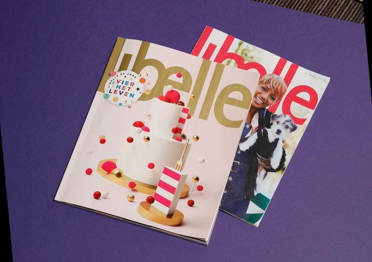Cover van Libelle. Beeld
