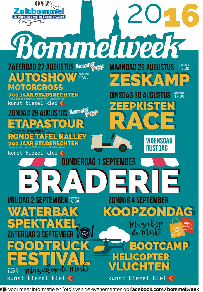 Bommelweek