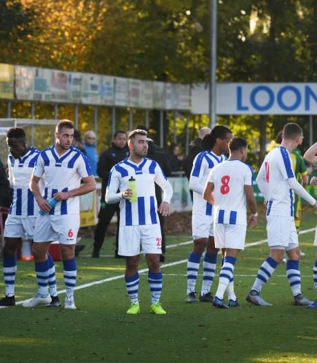 FC Lienden-Jong ADO Den Haag bij 1-1 tussenstand gestaakt