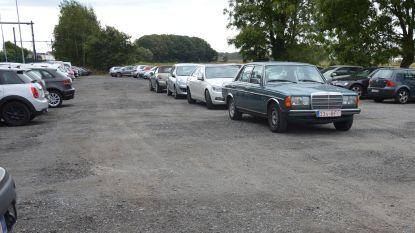 Nieuwe parking maar wel minder plaats