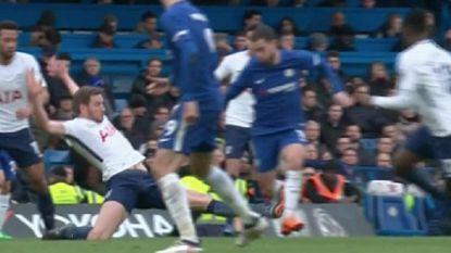 Raakte hij Eden Hazard met opzet? Jan Vertonghen verklaart zijn scherpe tackle