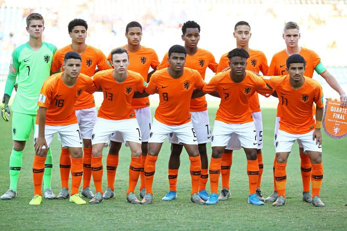 Oranje Onder-17..