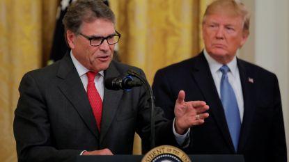 Energieminister VS weigert te getuigen in besloten impeachment-zitting