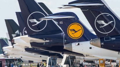 Alleen al in Duitsland elfduizend banen op de tocht bij Lufthansa
