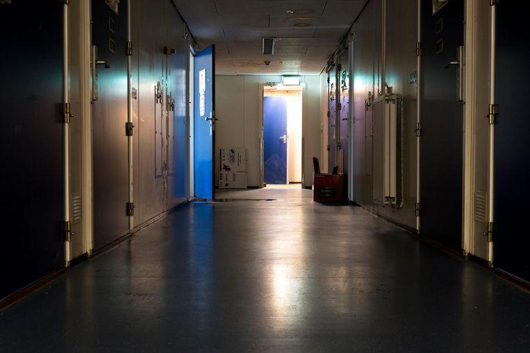 'Het Gevang, Zuidoost, 43 dagen.' Beeld Lisa Maatjens