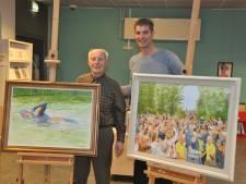 Een kunstzinnig eerbetoon aan Maarten van der Weijden