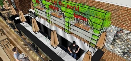 Nieuwe zaak van Amadore aan Grote Markt in Goes gaat 'Terra Bar & Kitchen' heten