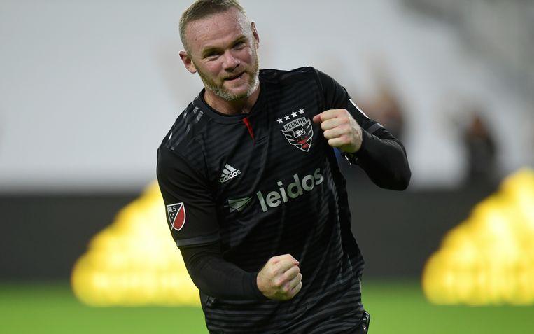 Na vijftien jaar Premier League verliet Rooney Engeland om in de VS te gaan voetballen. Hij tekende een contract tekende voor drie jaar en half.