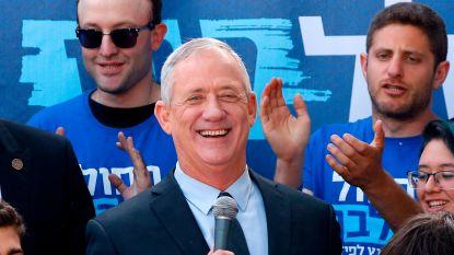 Politieke nieuwkomer Gantz bedreigt herverkiezing van premier Netanyahu