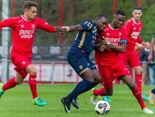 Go Ahead heeft aanvoerder Jong Twente op de korrel