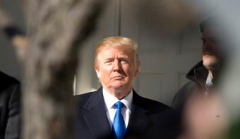 De mysteries stapelen zich op rond Trump