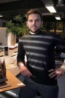 Oirschotse architect Rik maakte de stap naar het onderwijs