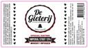 13% Imperial Stout - De Gieterij - Aarle-Rixtel BLB2020