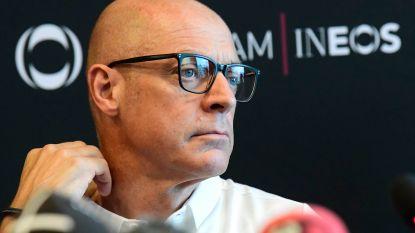 Dave Brailsford, sterke man bij Ineos, strijdt tegen prostaatkanker