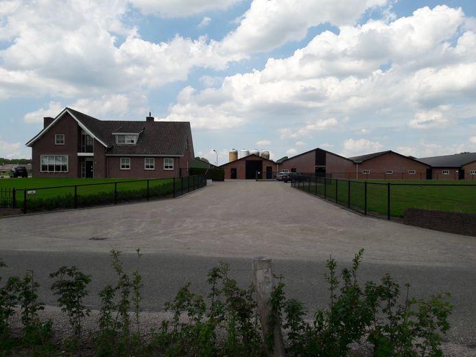 Varkenshouderij van Van de Wouw aan de Oisterwijksebaan in Heukelom mag niet uitbreiden van de gemeenteraad van Oisterwijk.