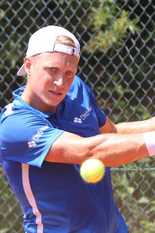 Salland-tennisser Sels verpulvert Drontenaar Nijboer