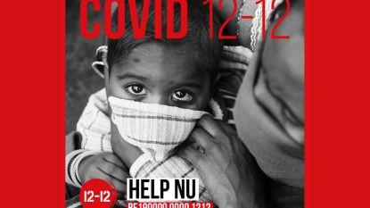 Leuven schenkt 5.000 euro aan COVID 12-12 en roept op tot wereldwijde solidariteit met coronaslachtoffers