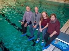 Laatste baantjes voor De Leye: Oisterwijk zwemt voortaan in Den Donk