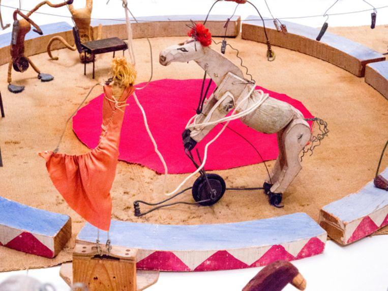 Kunstwerk: Cirque Calder van Alexander Calder Beeld Imageselect