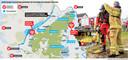Duikteams Brandweer Noord- en Oost-Gelderland