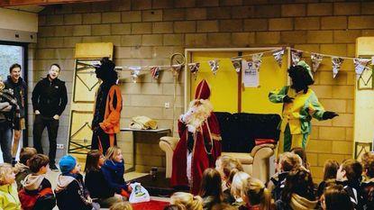Sinterklaas op bezoek bij Chiro Doeritsan