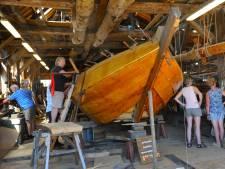 Open dag Meermanwerf in Arnemuiden trekt vooral 'echte scheepsliefhebbers'