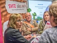 Werklozen en werkgevers samen om de tafel in Goes